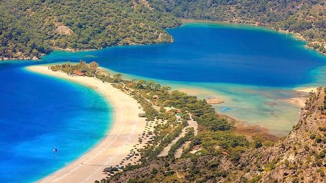 10 maddede Fethiye'de doğa, tarih ve deniz…