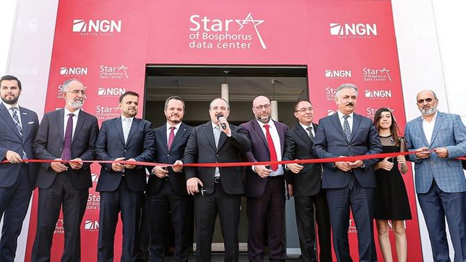 İstanbul'a 150 milyon dolarlık veri merkezi