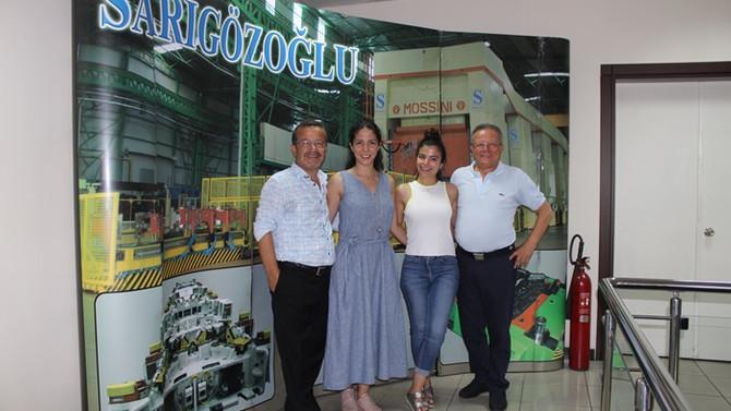 Sarıgözoğlu, yurtdışında yatırım atağına hazırlanıyor