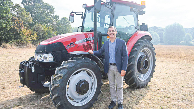 Otomatik dümenleme sistemli ilk yerli traktör!