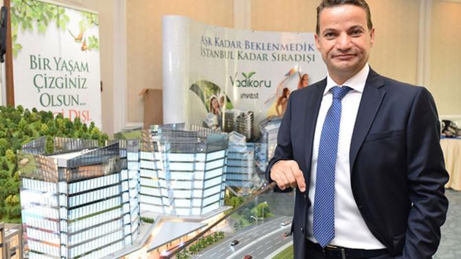 İnvest İnşaat'tan 450 milyonluk proje