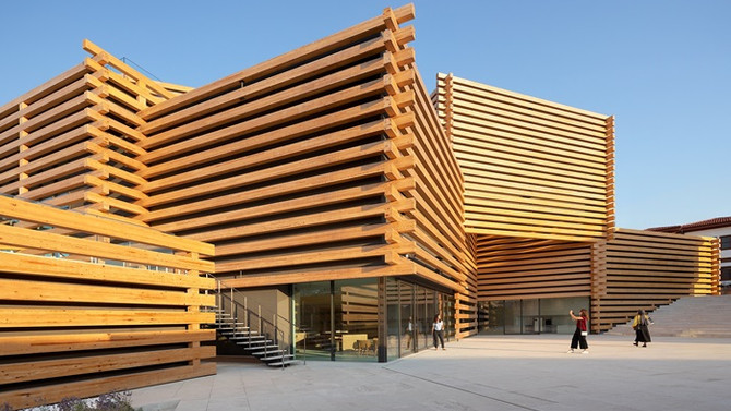 Odunpazarı Modern Müze ziyaretçilerini bekliyor