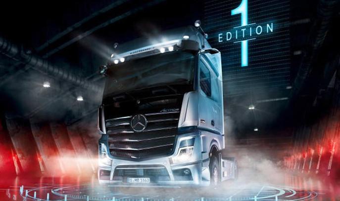 Daimler'den IAA'da gövde gösterisi