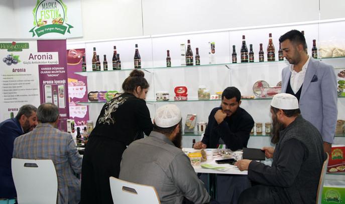 Gıda sektörünün devleri Bursalı firmalarla buluştu