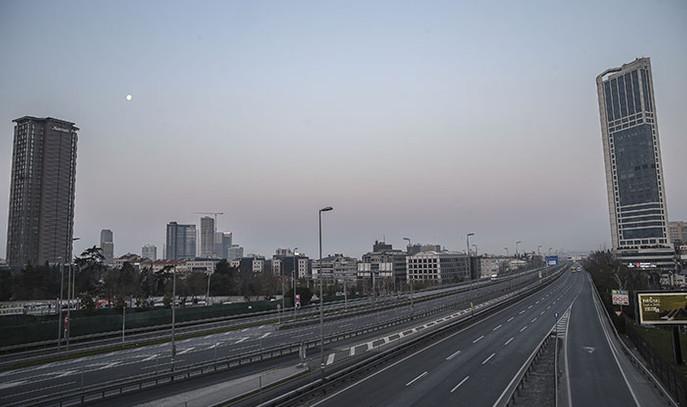 Sokağa çıkma yasağı sonrası İstanbul'dan kareler