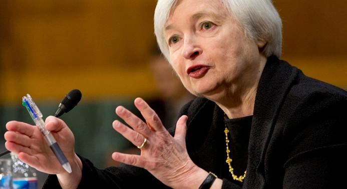 Fed Başkanı Yellen: Finansal kriz beklemiyorum