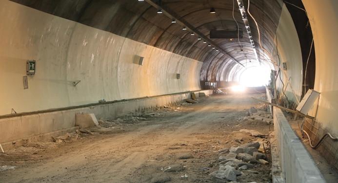 Ovit Tüneli, 2018'e kalmadan açılacak