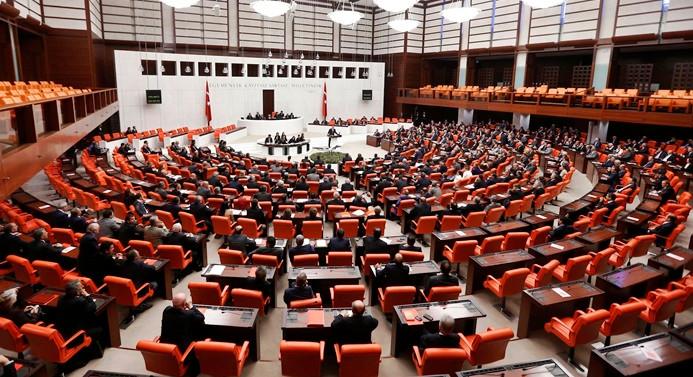 Meclis'in tek gündemi İçtüzük