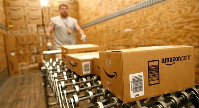 Amazon'dan dev işe alım fuarı