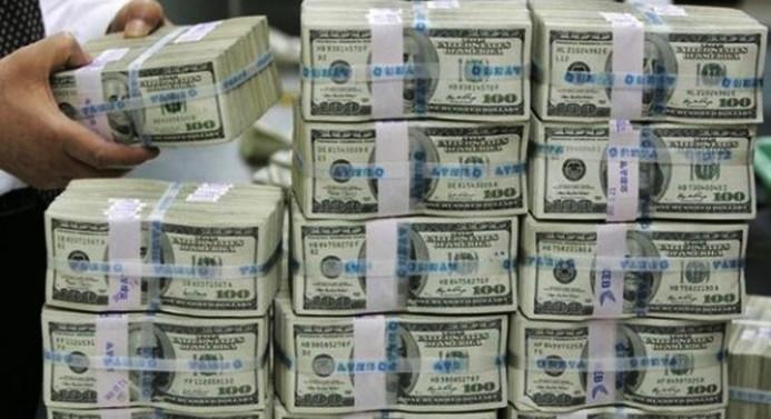 UYP, 424 milyar dolar açık verdi