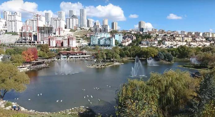 Bahçeşehir Göleti 240 bin metrekare büyüyor