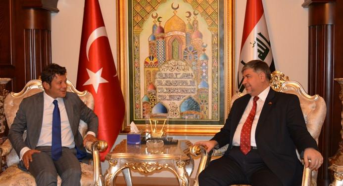 'Türk yatırımcılar, Irak'a gelmeyi sürdürmeli'