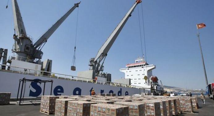 Katar'a direkt deniz yolu hattı açıldı