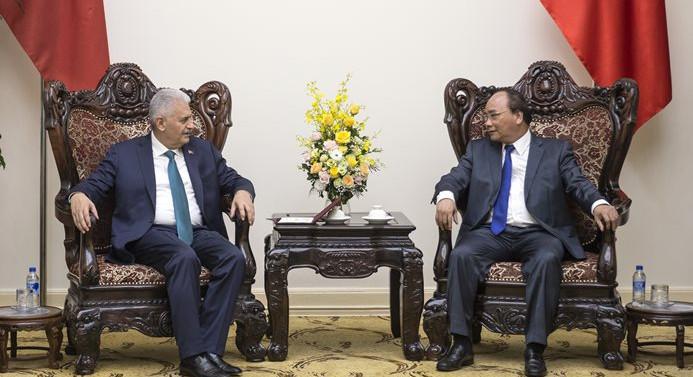 Vietnam ile ticarette hedef 4 milyar dolar