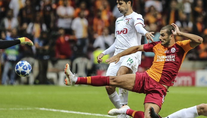 Galatasaray 'Devler Ligi'ne galibiyetle başladı