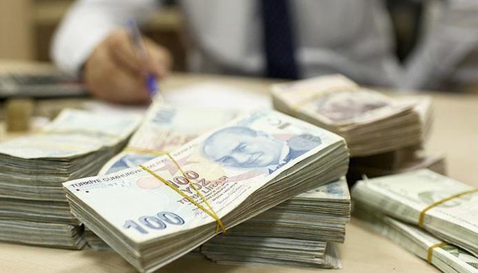 Mevduat ve kredi tutarları arttı