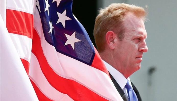 Trump: Patrick Shanahan adaylıktan vazgeçti