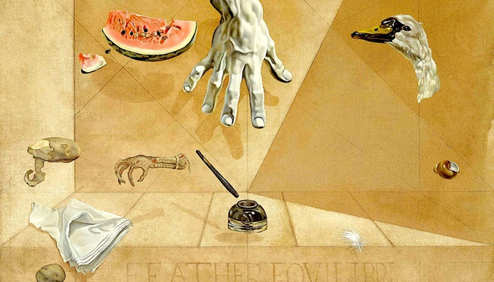 """""""İstanbul'da Bir Sürrealist: Salvador Dalí"""" sergisi SSM web sitesinde"""