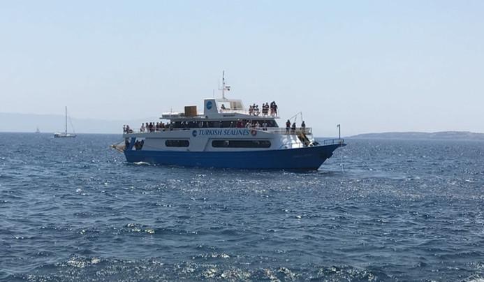 Kos Adası'ndan tahliye edilen Türk vatandaşları Bodrum'da