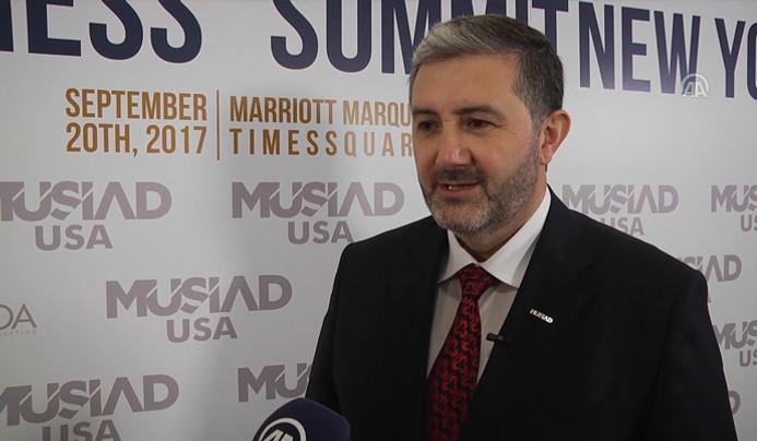MÜSİAD, Türkiye-ABD arasındaki ticaret hacmini arttırmayı hedefliyor