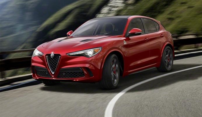Alfa Romeo Stelvio Türkiye'de satışta