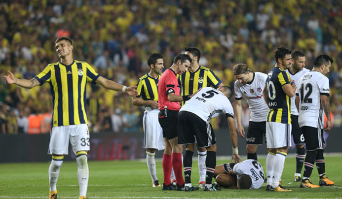 Fenerbahçe 2 - Beşiktaş 1