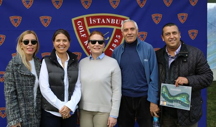 Mustafa V. Koç Golf Sahası hayata geçiyor