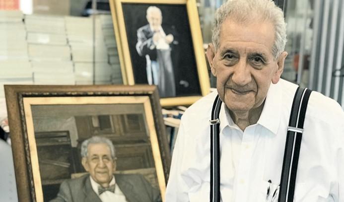 Doğan Hızlan 80 yaşında