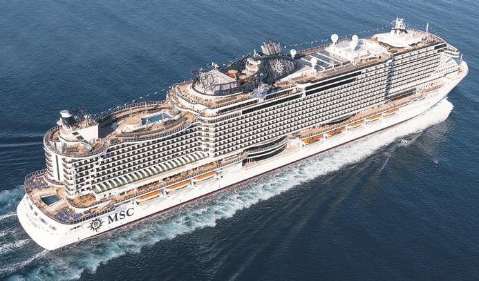 Kruvaziyer gemi turlarına katılanların yaş ortalaması 42'ye düştü