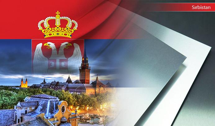 Sırp firma alüminyum levhalar ithal edecek