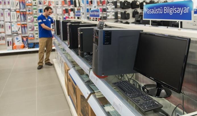 Türkiye'de bilgisayara talep azalıyor