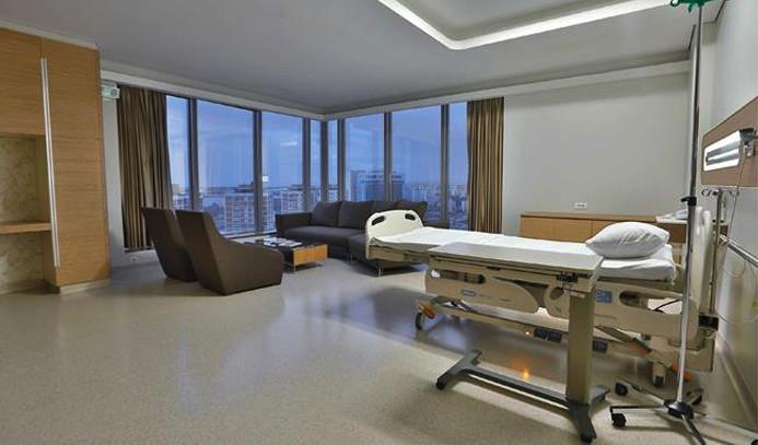 Bulgaristan'daki hastaneleri satıyor
