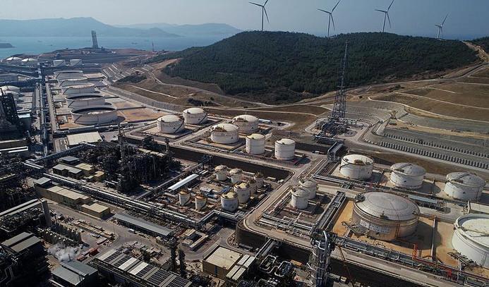 Dev yatırım Star Rafinerisi yarın açılıyor