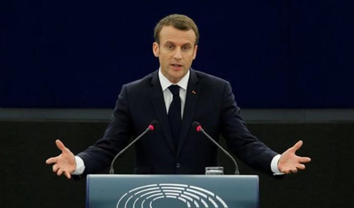 Macron'dan ekonomik olağanüstü hal açıklaması