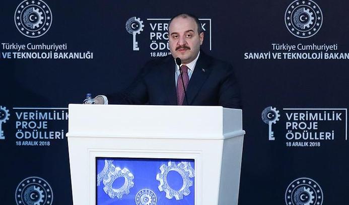 Türkiye Bölgesel Sektörel Verimlilik Gelişimi Haritası oluşturduk