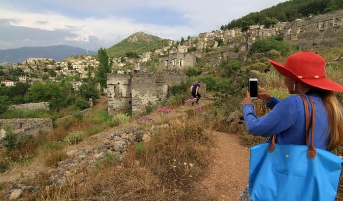 Sosyal medya fenomeni ve 'blogger'lar Fethiye'yi gezdi