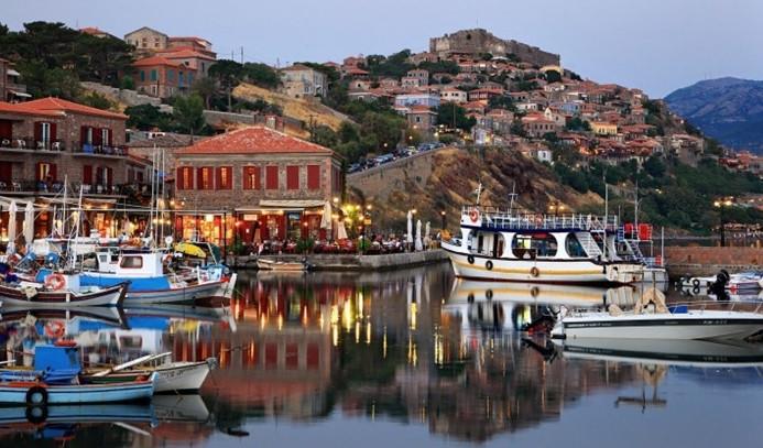 TL'deki değer kaybı sonrası Midilli Adası'na ilgi azaldı