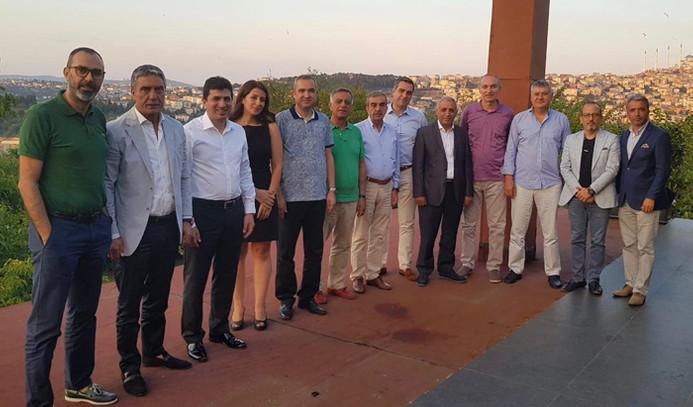 SAİK'de İstanbul acenteleri Levent Korkutu destekleyecek