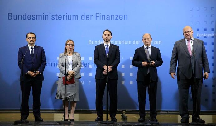 Ekonomi yönetimi Almanya'da: Yeni bir dönem başladı