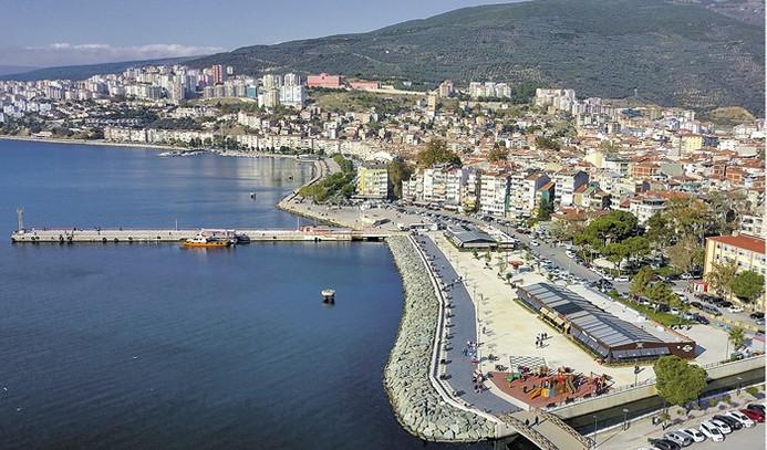 Bursa'nın kadim durağı Gemlik