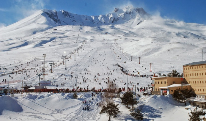 Kış turizminde 2019 rekorlar yılı olacak