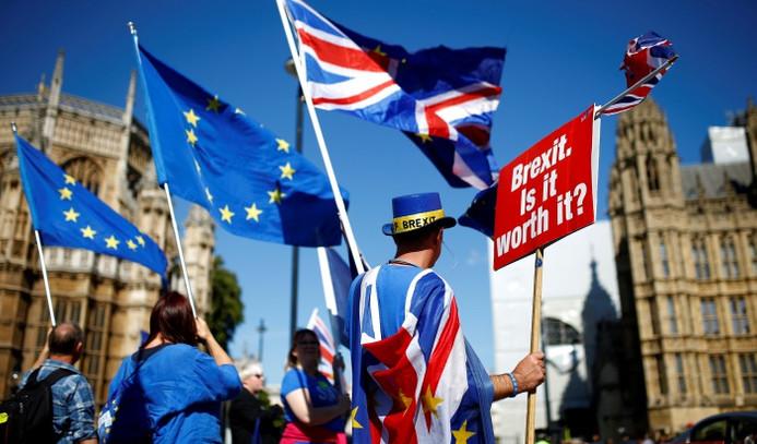 AB Komisyonu Başkanı Juncker: Anlaşmasız ayrılık riski arttı
