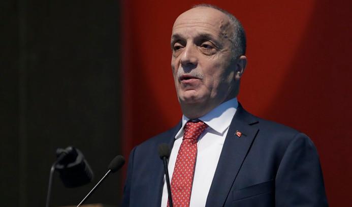 Türk-İş Genel Başkanı Atalay: Asgari ücrette 2 bin 578 liranın altını konuşmayız