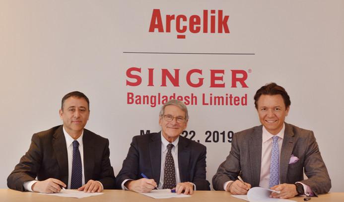 Arçelik, Singer Bangladesh'i satın alıyor