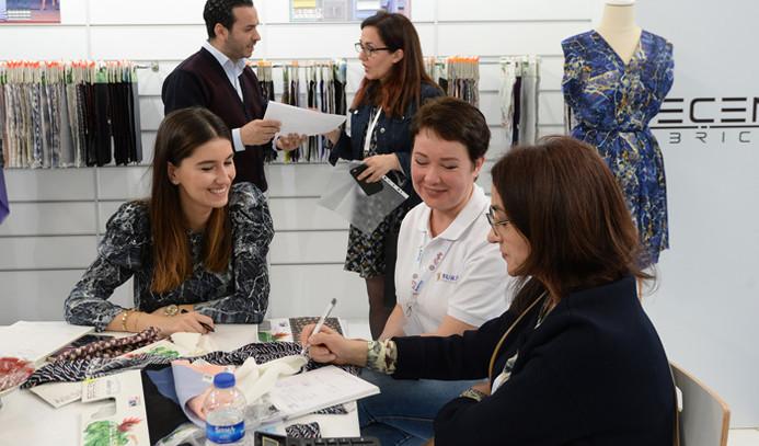 Bursa Textile Show 14 Kasım'da kapılarını açıyor
