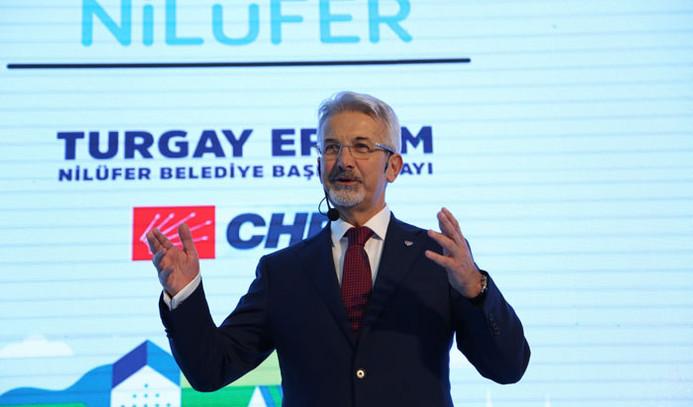 Turgay Erdem projelerini 5 ana başlıkta topladı