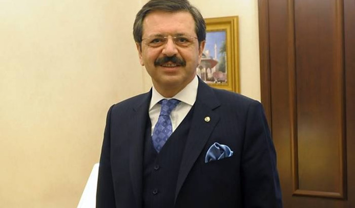 TOBB Başkanı Hisarcıklıoğlu'ndan sürümden kazanmaya odaklanılmalı çağrısı