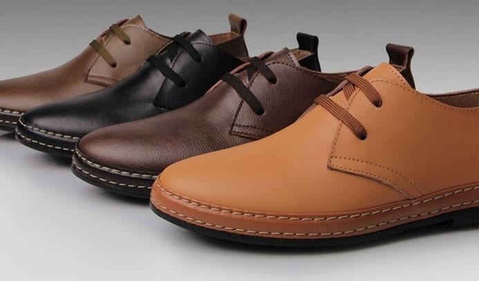 İlk yarıda 422 milyon dolarlık deri ayakkabı ihraç ettik