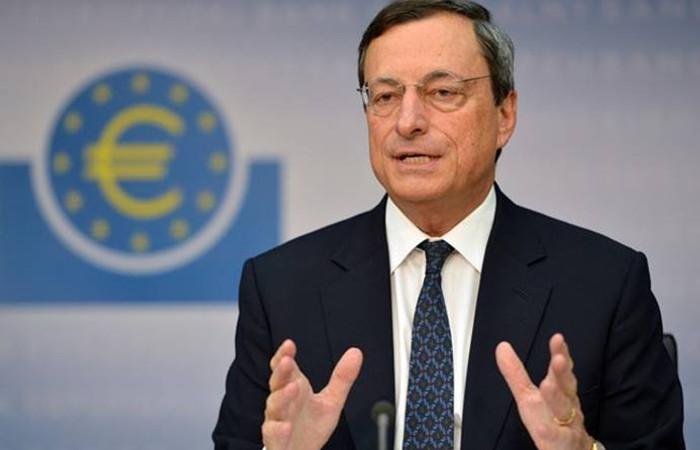 Draghi: Ekonomik büyüme sağlam ve geniş tabanlı