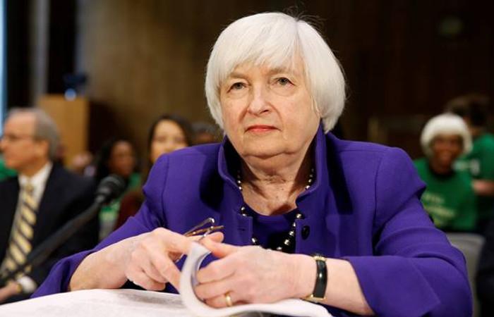 Yellen Fed'in Yönetim Kurulu'ndan da ayrılacak
